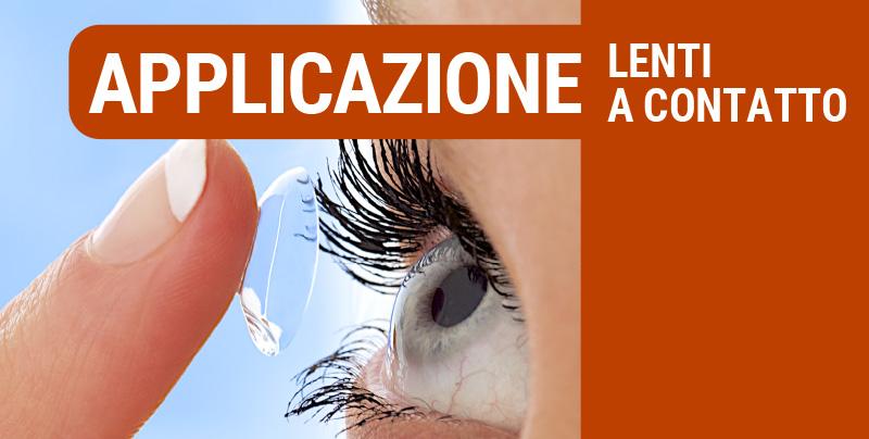 Applicazioni lenti a contatto, Centri Ottici Associati, Centro Ottico Nonantola, Modena