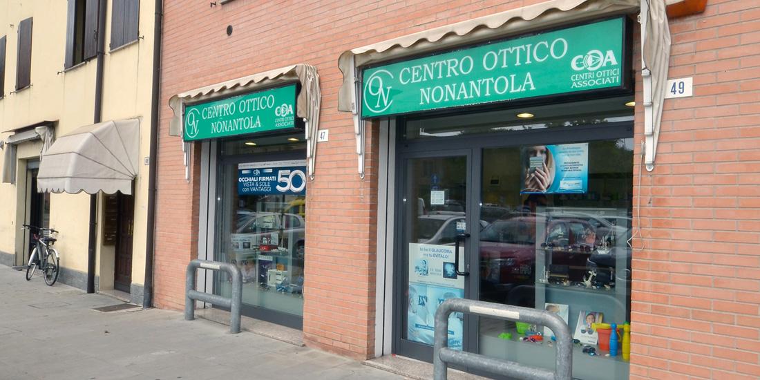 Centro Ottico Nonantola, Modena