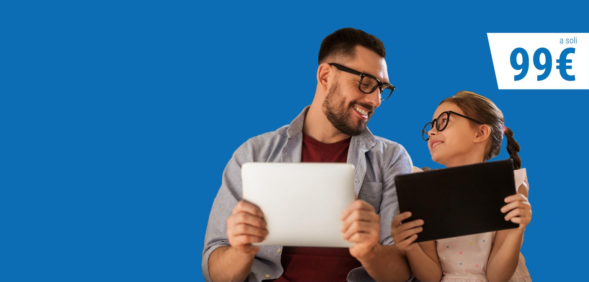 Occhiale anti luce blu, Campagna dei Centri Ottici Associati, Centro Ottico Nonantola